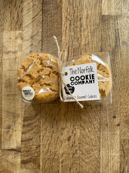 Homemade Gourmet Cookies from the Norfolk Cookie Company made in Hemsby, Great Yarmouth