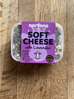 Norton's Soft Cheese made in Frettenham, Norfolk
