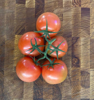 Tomatoes from from a selection of Norfolk farms