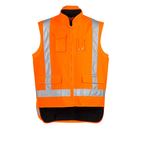 SYZMIK - ZJ356 TTMC-W Fleece Lined Vest