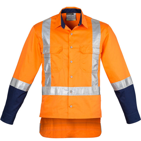 SYZMIK - ZW125 TTMC-W Drill Workshirt