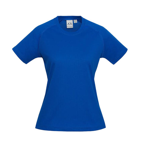 Biz T301LS Women's Sprint Tees