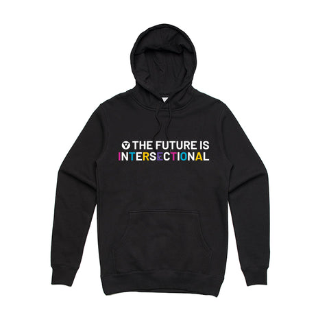 The Future is Intersectional - Unisex Hoodie