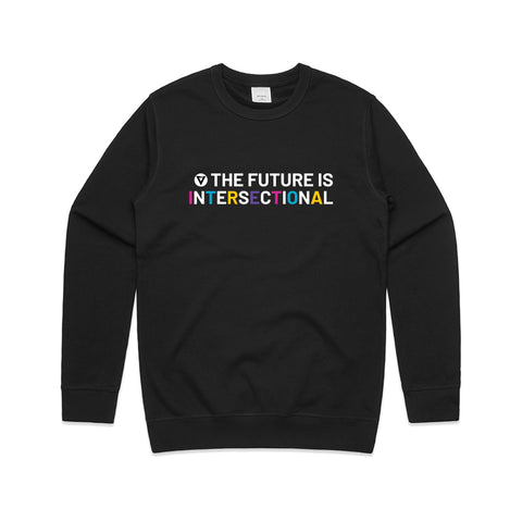 The Future is Intersectional - Unisex Jumper