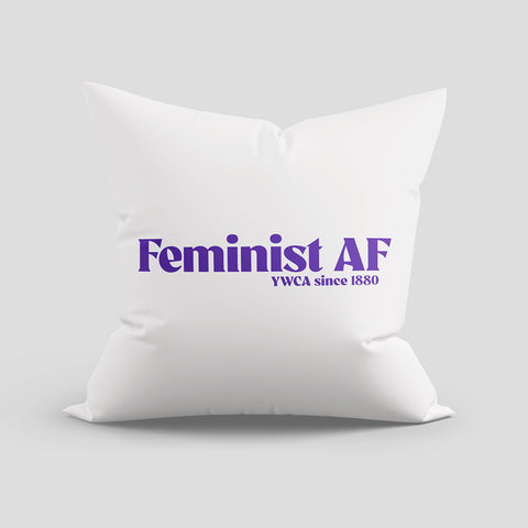 Feminist AF - Cushion Cover and Insert