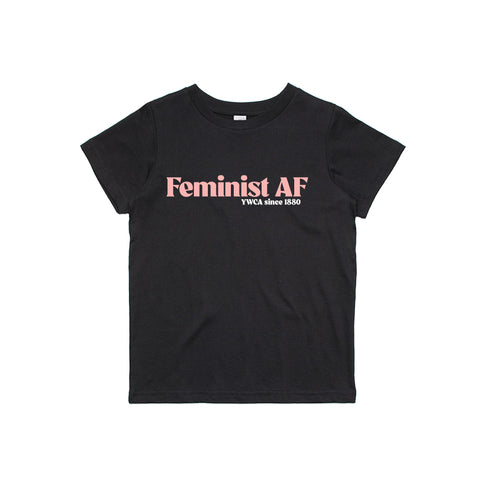Feminist AF - Youth Tee