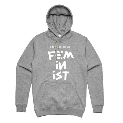 Unapologetically Feminist - Unisex Hoodie