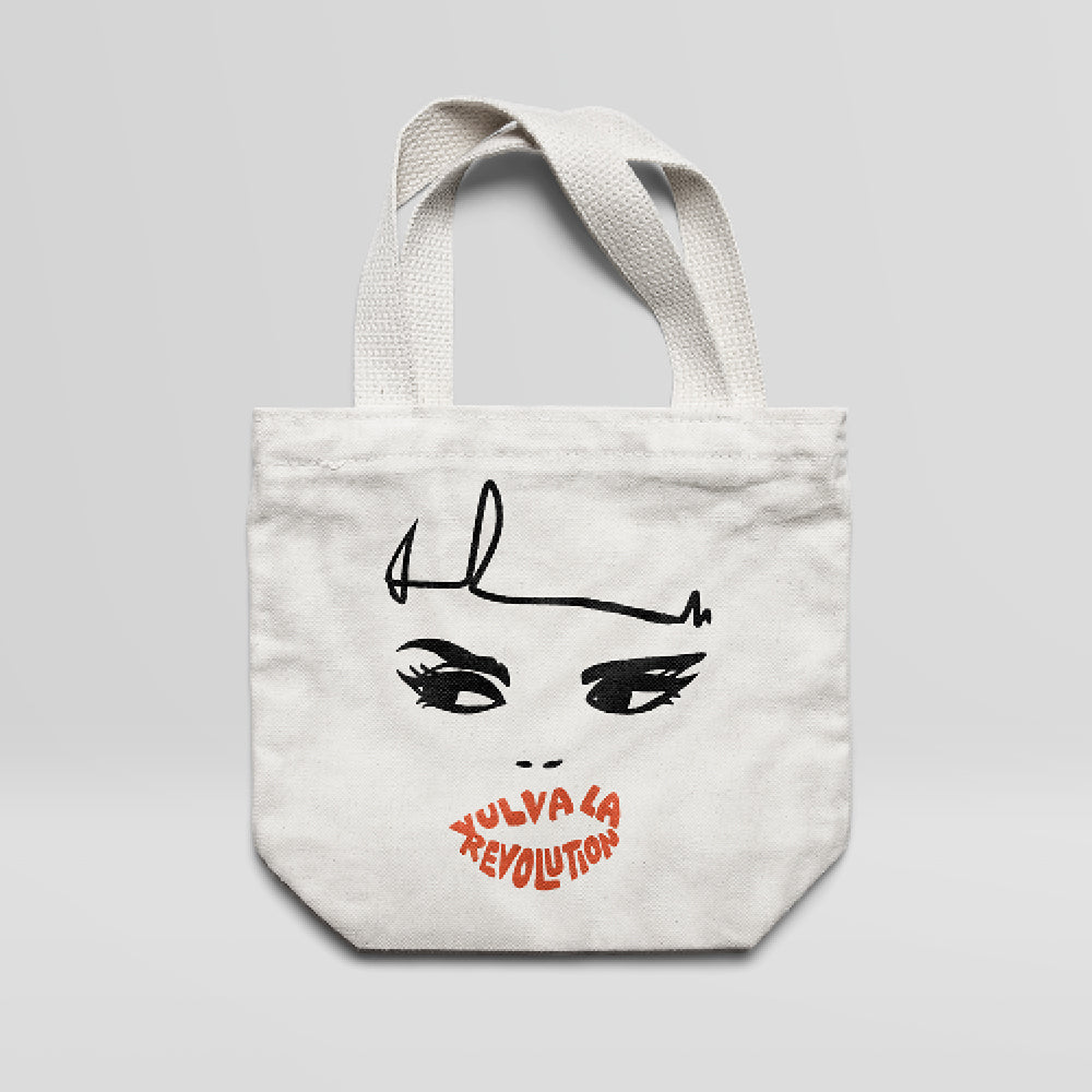 Vulva La Revolution - Large Tote Bag