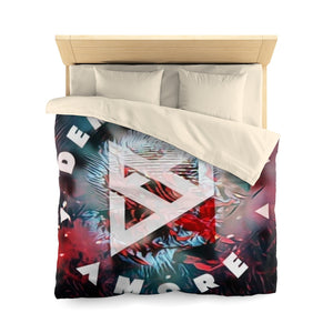 Demolition Amore Microfiber Duvet Cover