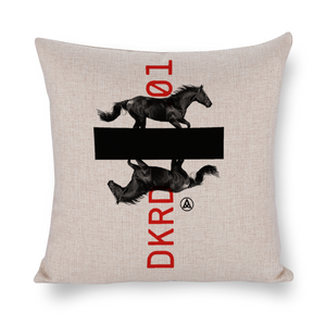 DKRD Col 01 Cotton Linen Pillowcase