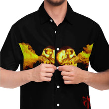 Load image into Gallery viewer, Toxic Tito Zombie Black Shirt