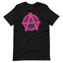 Load image into Gallery viewer, Camiseta Anarquia Punk Pink