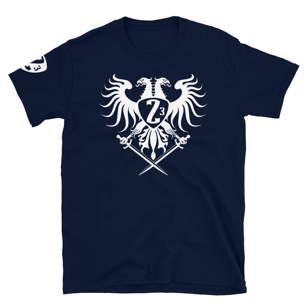 Camiseta Zapato3 Navy Army