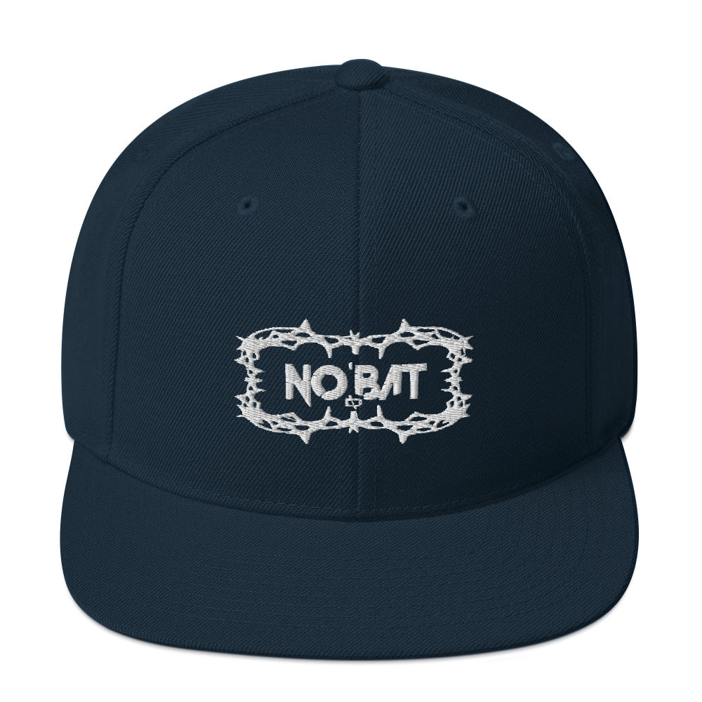 Gorra snapback No Bat Dark Navy
