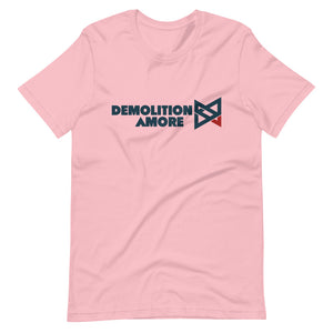 Demolition Amore Short-Sleeve Unisex T-Shirt