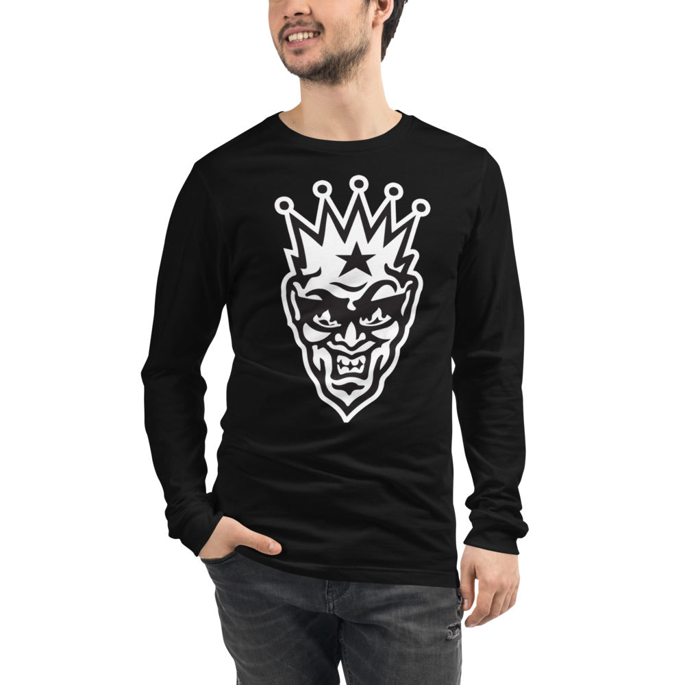 Original King Changó Long Sleeve Tee Black