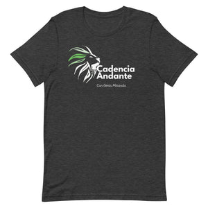 Camiseta Cadencia Andante Heather Grey