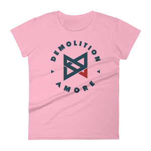 Demolition Amore Women's short sleeve t-shirt