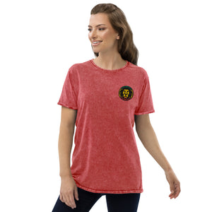 Onice Rose Denim T-Shirt