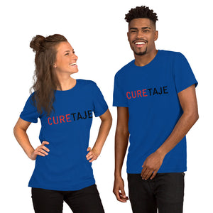 Curetaje Blues Short-Sleeve Unisex T-Shirt