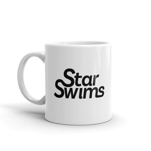 Star Swims Basic Mug