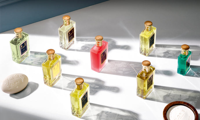 FLORIS, an Icon in British Perfumery