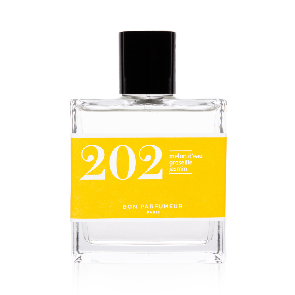 Eau de parfum 202: watermelon, red currant and jasmine