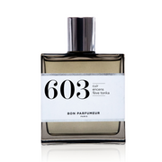 Load image into Gallery viewer, Eau de parfum 603: leather, incense and tonka
