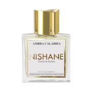 Load image into Gallery viewer, Ambra Calabria is a romantic mixture of bergamot and green notes along with sweet amber and vanilla. This is an intriguing and inviting fragrance both for special occasions and daily usage.