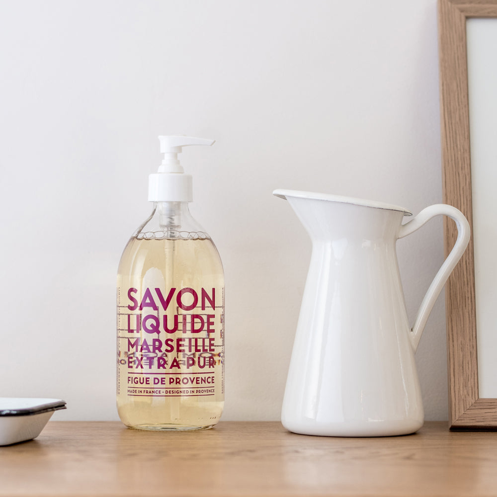 Extra Pur Liquid Marseille Soap Fig Of Provence