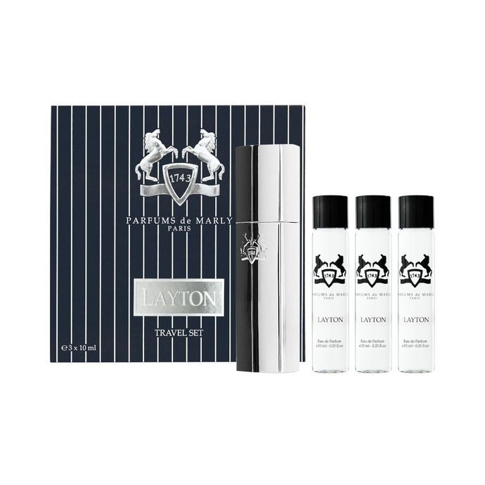 Layton Travel Set