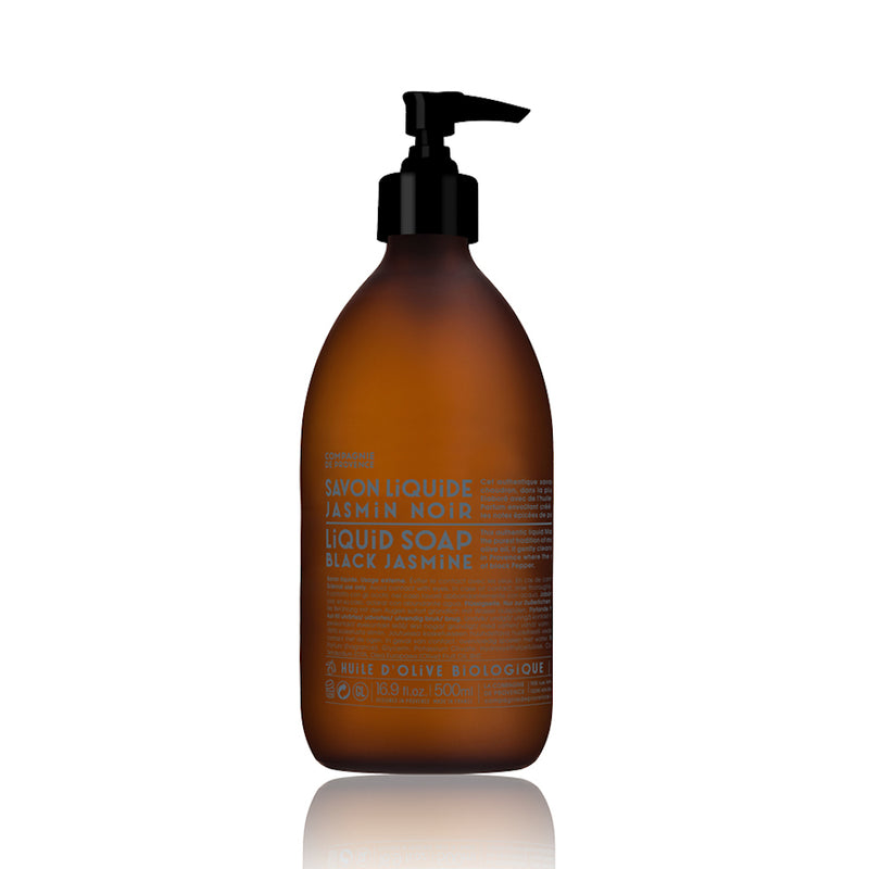 Liquid Marseille Soap Black Jasmine