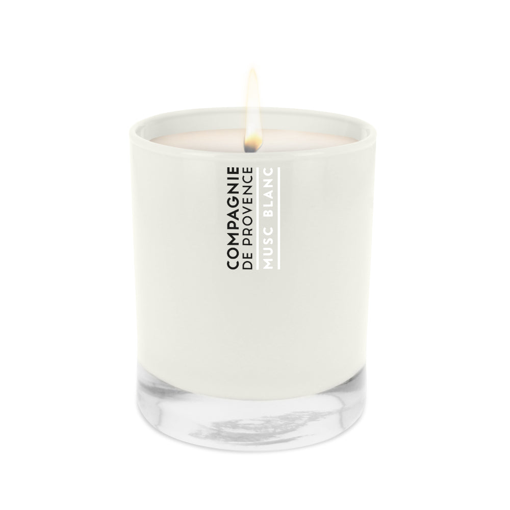 Scented Candle White Musk