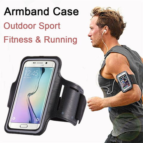 Waterproof Gym Phone Arm Band Case