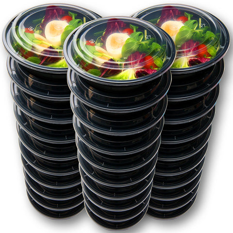 15pcs/set Meal Prep Containers