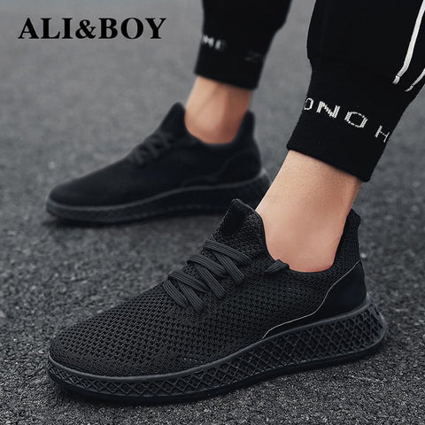 Men's Lightweight Fitness Athletics Shoes