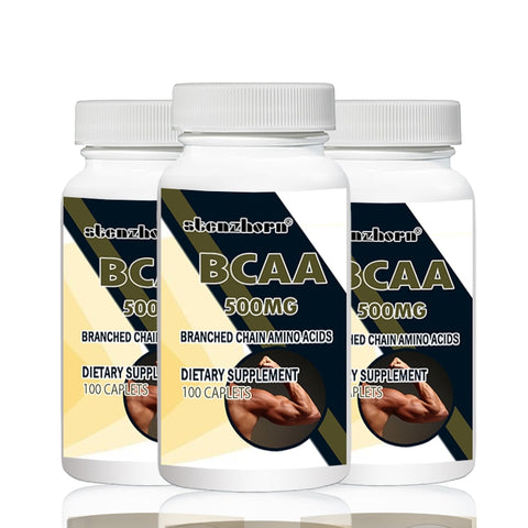 BCAA For Training Endurance And Recovery