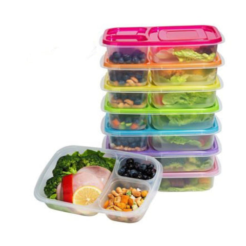 Lattice Meal Prep Food Containers