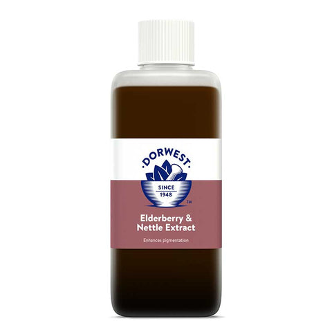 Elderberry & Nettle (125ml)