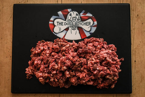 (TDB) Ox Mince with Duck 1kg