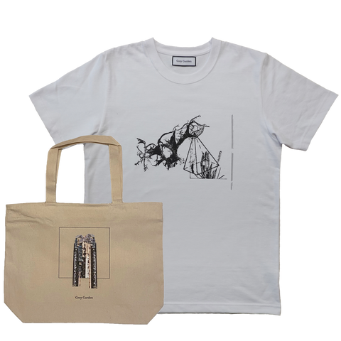 T-Shirt & Jumbo Tote Bundle