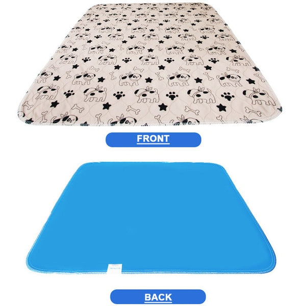 Reusable Doggo Pee Pad