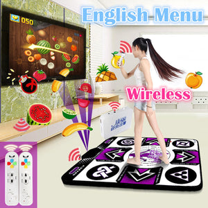Wireless Dance Pad