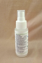 Load image into Gallery viewer, 2 oz Hand Sanitizer Spray, Extra Strength w/ Aloe Vera for Moisturizing, Single Bottle.