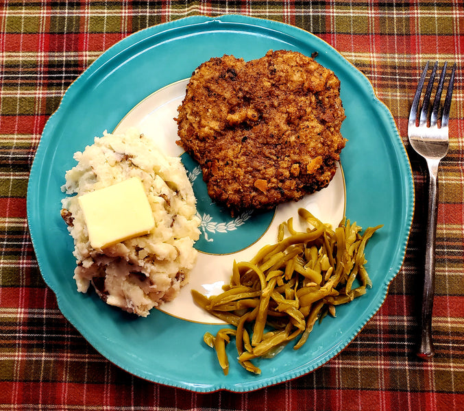 Our 1st Ranch Recipe everyone loves... Chicken Fried Steak