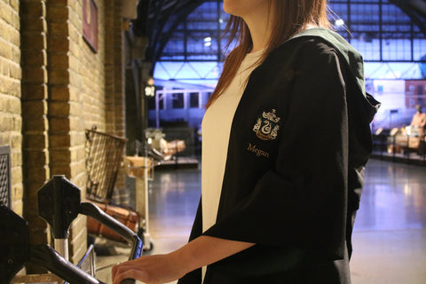 Embroidered Hogwarts Robes