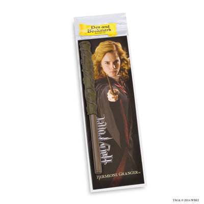 Hermione Granger™ Wand Pen and Bookmark
