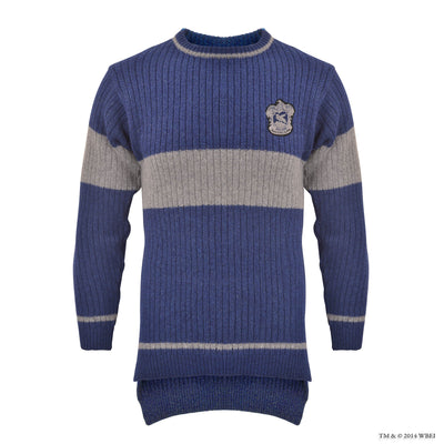 Ravenclaw Quidditch Knitted Adult Jumper