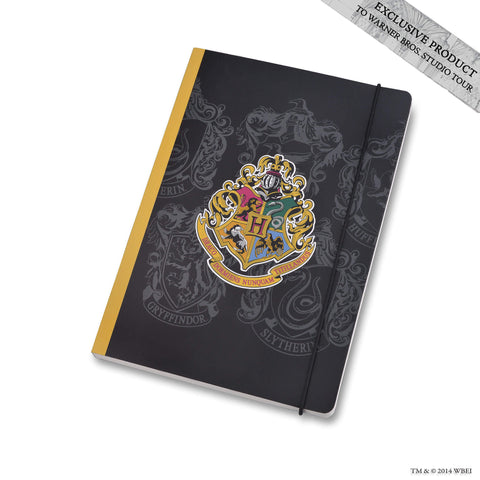 Hogwarts School Crest Notebook