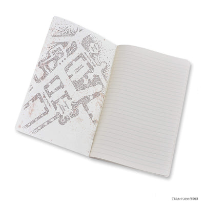 Marauders Map Exercise Book